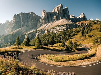 Guided road bike tour - Sellaronda