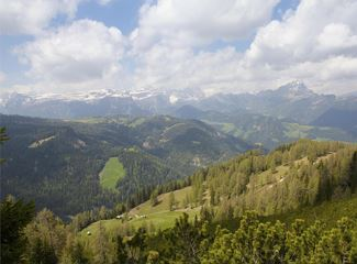 To the panoramic summit of Pares - Emotions up high in the Dolomites