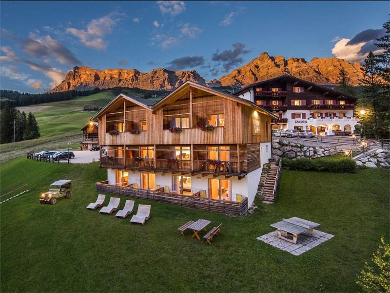 Hotel Rezia La Villa