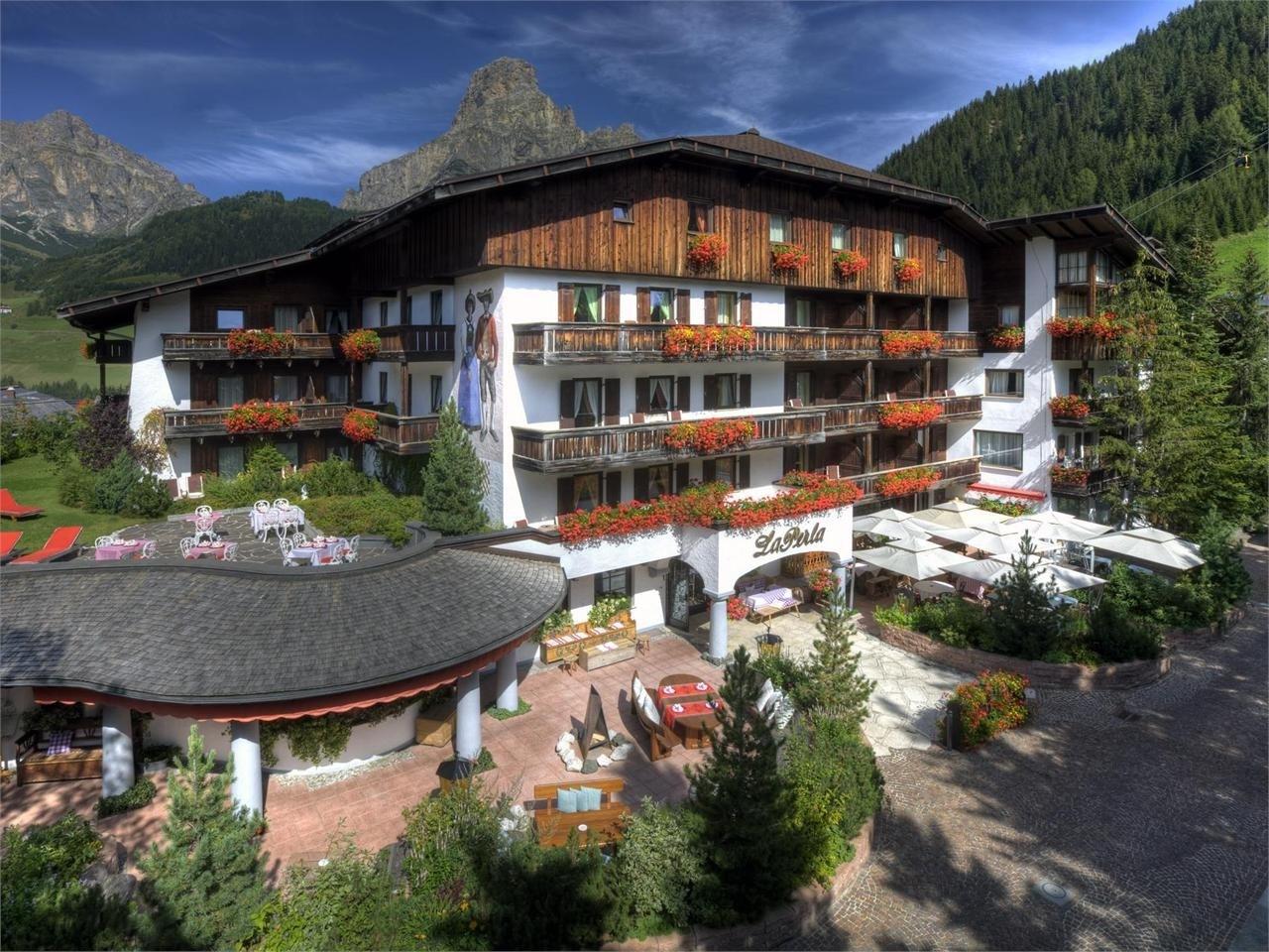 Corvara Hotel La Perla