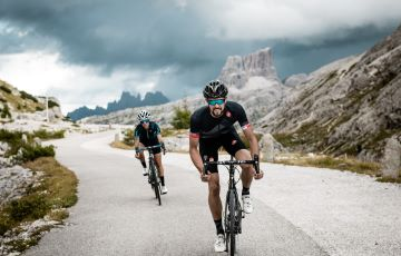 Roadbike Urlaub in Alta Badia
