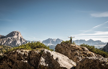 Geological hikes in Alta Badia