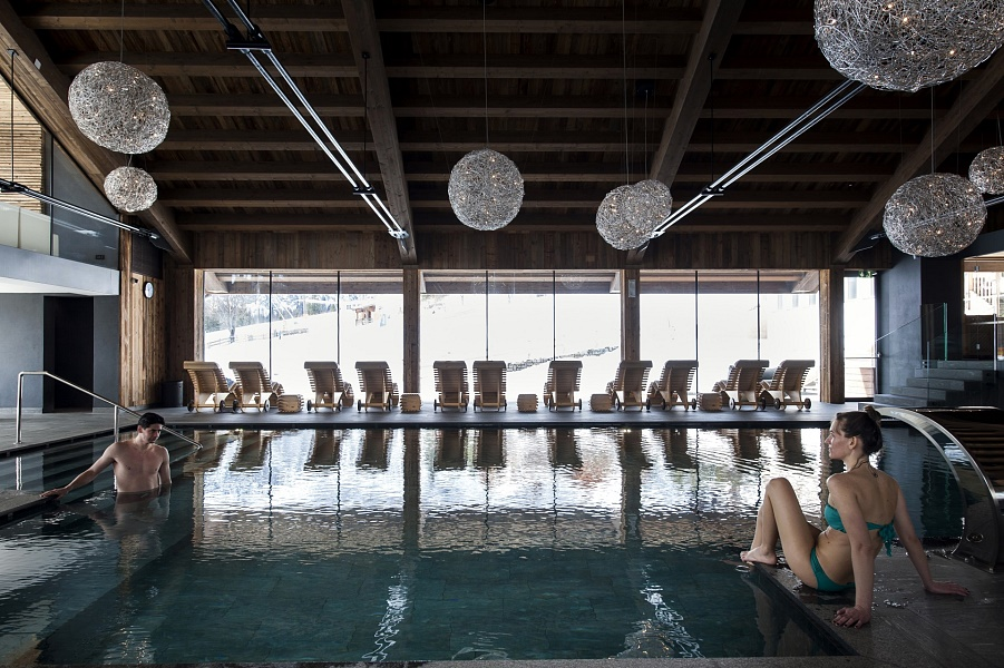 Spa Holidays In The Alps