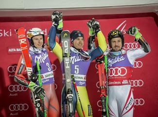 Audi FIS Ski World Cup 2019 - Parallel Riesenslalom