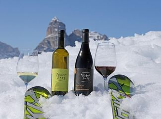 De dl vin - Wine Ski Safari
