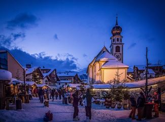 Paisc da Nadé - Opening of the Christmas village