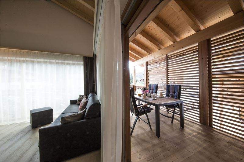 The New Suite, Built In Alpin  Modern Style, Is Located U201eTe Plazau201c In The  Square, In Center Oft He Village La Villa. From This Privileg Location You  Reach ...
