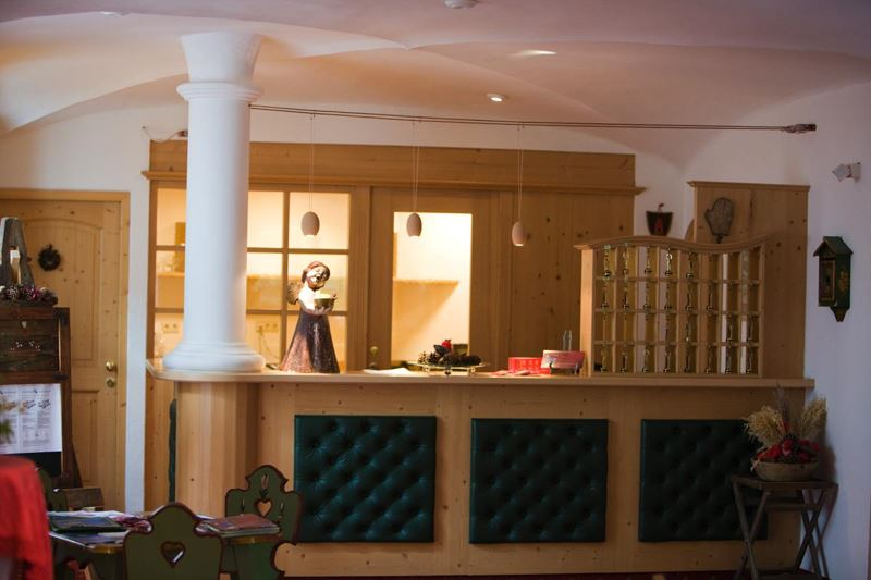 Colfosco Hotel Mezza Pensione
