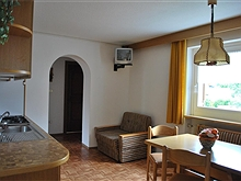 Küche Apartment A