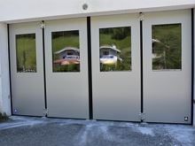 Neue Entry Garage