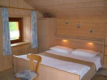 Schlafzimmer app. Panorama
