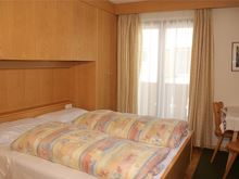 Appartment 4 Personen Zimmer