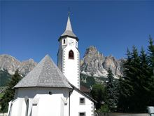 Church of Santa Caterina/Heilige Katharina