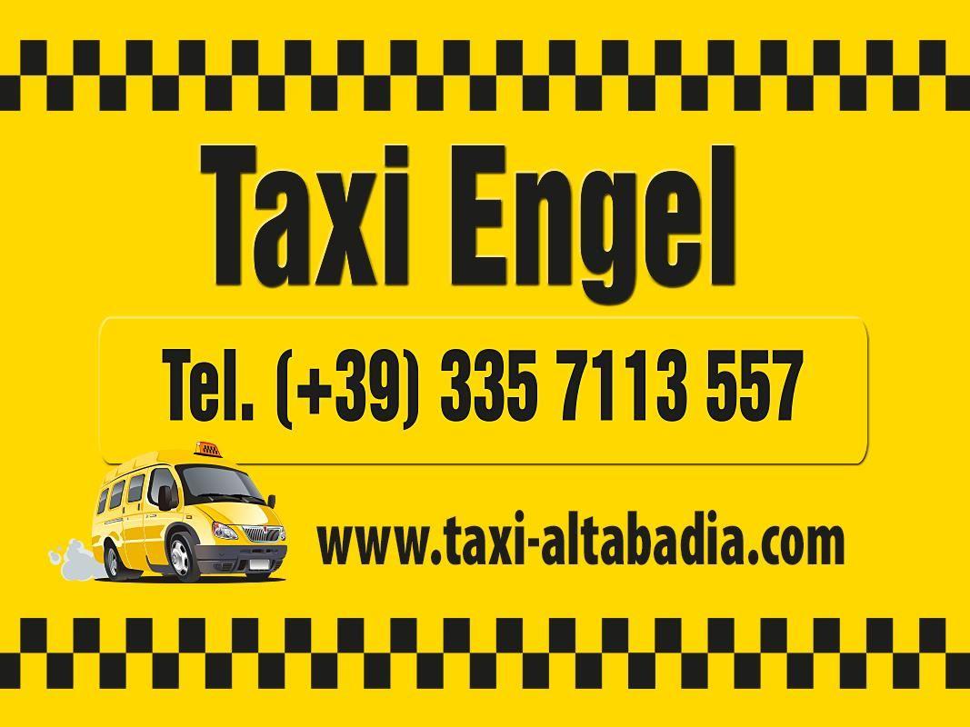 pretty nice 4d4ac 38d95 Taxi Engel