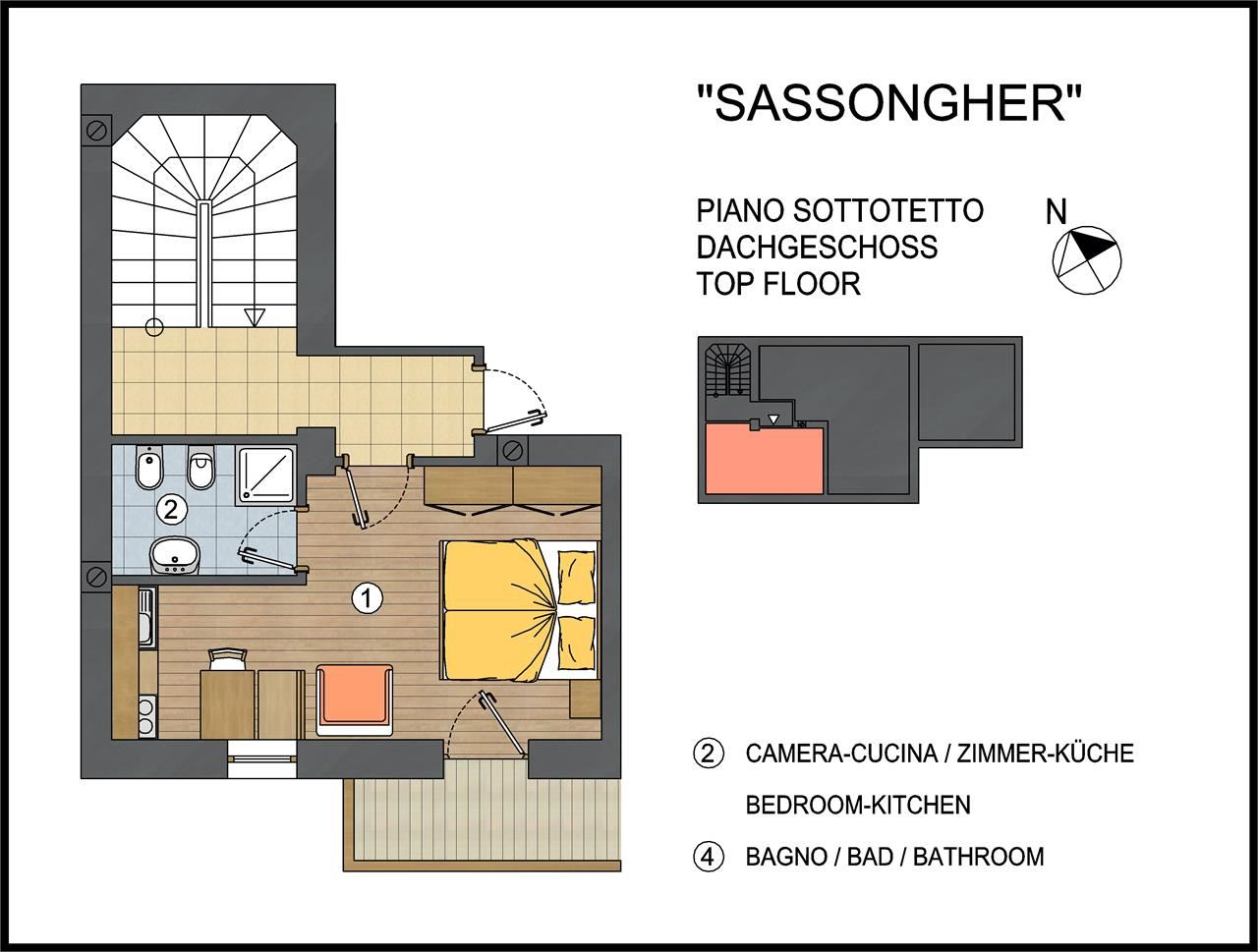 1 Appartement/ ...