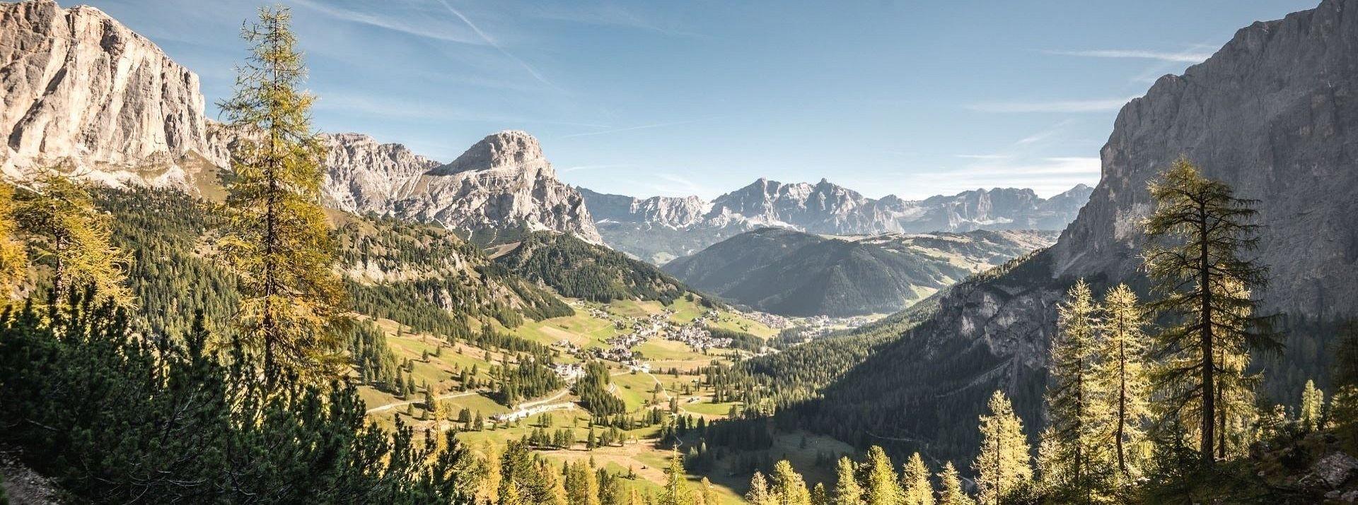 Immagini live dalle webcam dell\'Alta Badia.