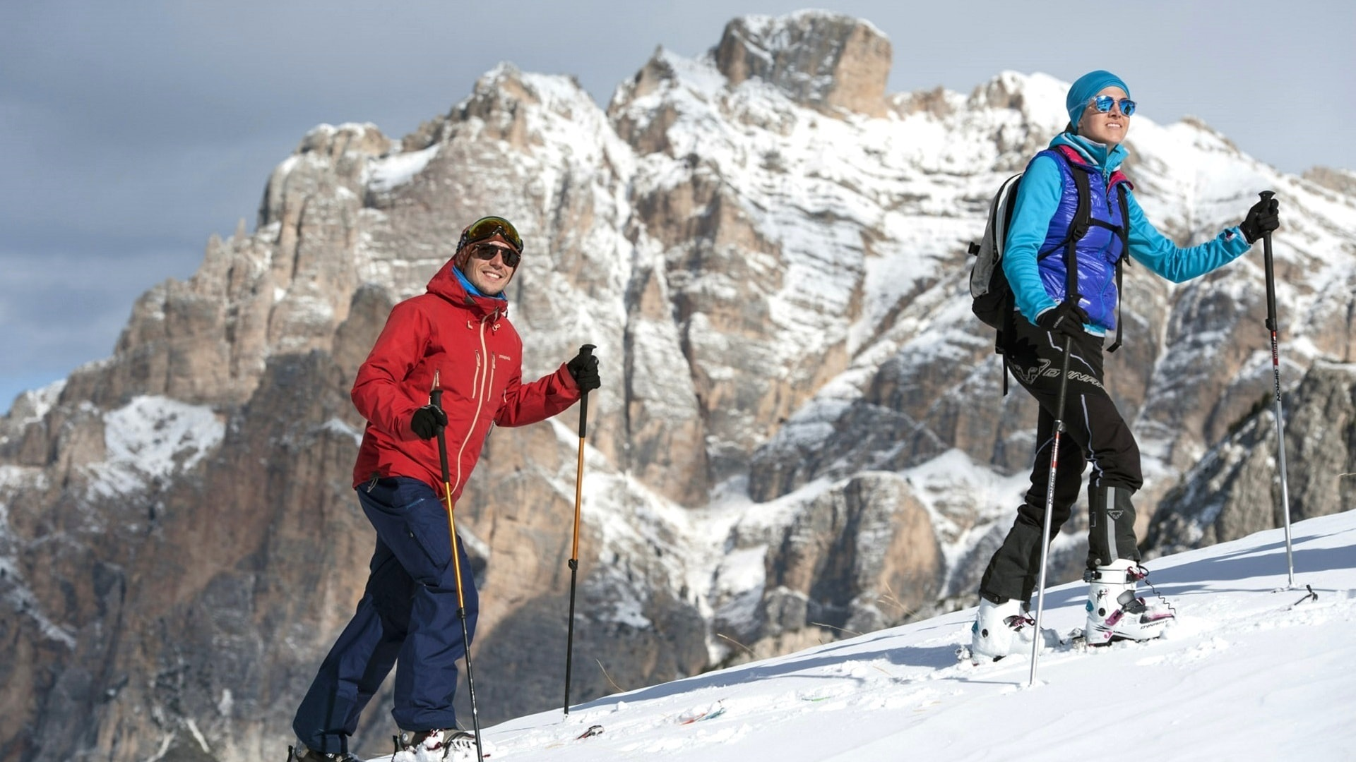 Alta Badia nelle Dolomiti dell\'Alto Adige