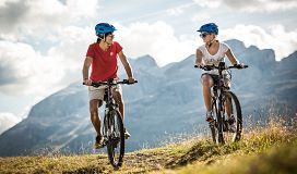 Explore your way: E-MTB