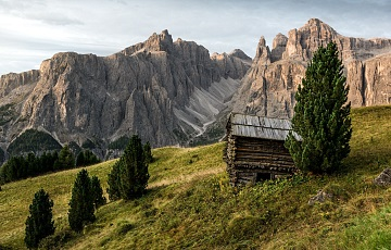 Dolomites High Routes