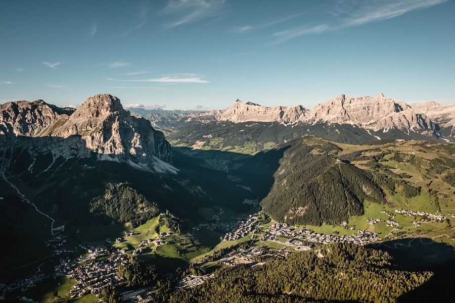 Themed hikes and walks in Alta Badia