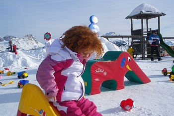 Skipark Kids Fun in Colfosco